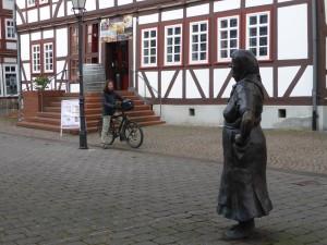Rotenburg an der Fulda.