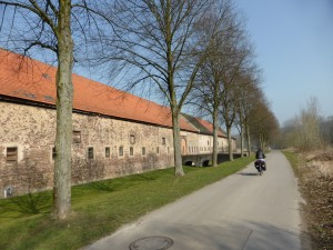 Kloster  Covery bei Höxter