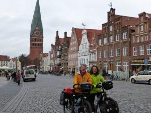 Wir sind in Lüneburg